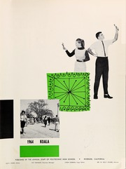 Page 7, 1964 Edition, Riverside Polytechnic High School - Koala Yearbook (Riverside, CA) online yearbook collection