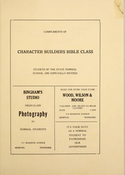 Page 129, 1921 Edition, Memphis State University - DeSoto Yearbook (Memphis, TN) online yearbook collection