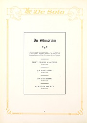 Page 10, 1929 Edition, Memphis State University - DeSoto Yearbook (Memphis, TN) online yearbook collection