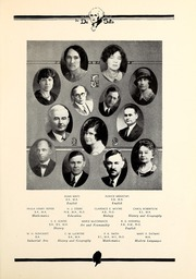 Page 11, 1932 Edition, Memphis State University - DeSoto Yearbook (Memphis, TN) online yearbook collection