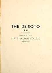 Page 3, 1932 Edition, Memphis State University - DeSoto Yearbook (Memphis, TN) online yearbook collection