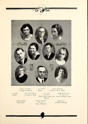 Page 9, 1932 Edition, Memphis State University - DeSoto Yearbook (Memphis, TN) online yearbook collection