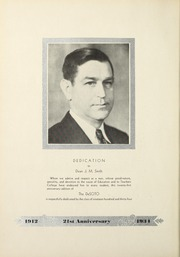 Page 10, 1934 Edition, Memphis State University - DeSoto Yearbook (Memphis, TN) online yearbook collection