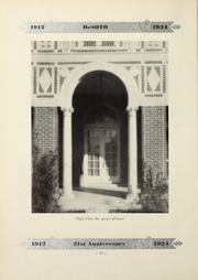 Page 16, 1934 Edition, Memphis State University - DeSoto Yearbook (Memphis, TN) online yearbook collection
