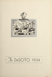 Page 5, 1934 Edition, Memphis State University - DeSoto Yearbook (Memphis, TN) online yearbook collection