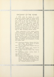 Page 8, 1934 Edition, Memphis State University - DeSoto Yearbook (Memphis, TN) online yearbook collection