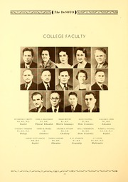Page 16, 1935 Edition, Memphis State University - DeSoto Yearbook (Memphis, TN) online yearbook collection