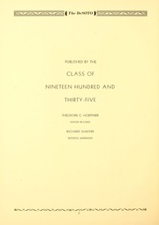 Page 6, 1935 Edition, Memphis State University - DeSoto Yearbook (Memphis, TN) online yearbook collection