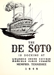 Page 5, 1949 Edition, Memphis State University - DeSoto Yearbook (Memphis, TN) online yearbook collection