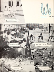 Page 10, 1956 Edition, Memphis State University - DeSoto Yearbook (Memphis, TN) online yearbook collection