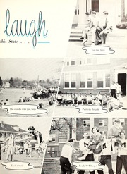 Page 11, 1956 Edition, Memphis State University - DeSoto Yearbook (Memphis, TN) online yearbook collection