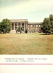 Page 13, 1956 Edition, Memphis State University - DeSoto Yearbook (Memphis, TN) online yearbook collection