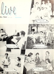 Page 17, 1956 Edition, Memphis State University - DeSoto Yearbook (Memphis, TN) online yearbook collection