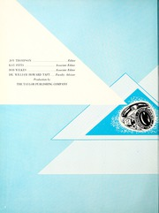 Page 6, 1956 Edition, Memphis State University - DeSoto Yearbook (Memphis, TN) online yearbook collection