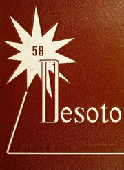 Page 1, 1958 Edition, Memphis State University - DeSoto Yearbook (Memphis, TN) online yearbook collection