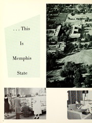 Page 10, 1958 Edition, Memphis State University - DeSoto Yearbook (Memphis, TN) online yearbook collection