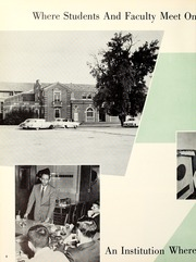 Page 12, 1958 Edition, Memphis State University - DeSoto Yearbook (Memphis, TN) online yearbook collection