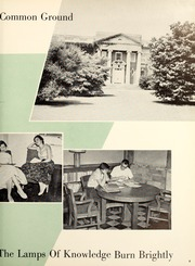 Page 13, 1958 Edition, Memphis State University - DeSoto Yearbook (Memphis, TN) online yearbook collection