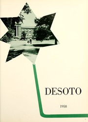 Page 5, 1958 Edition, Memphis State University - DeSoto Yearbook (Memphis, TN) online yearbook collection