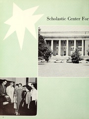 Page 8, 1958 Edition, Memphis State University - DeSoto Yearbook (Memphis, TN) online yearbook collection