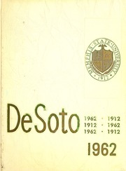 Page 1, 1962 Edition, Memphis State University - DeSoto Yearbook (Memphis, TN) online yearbook collection