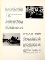 Page 12, 1962 Edition, Memphis State University - DeSoto Yearbook (Memphis, TN) online yearbook collection