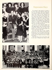 Page 14, 1962 Edition, Memphis State University - DeSoto Yearbook (Memphis, TN) online yearbook collection