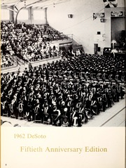 Page 6, 1962 Edition, Memphis State University - DeSoto Yearbook (Memphis, TN) online yearbook collection