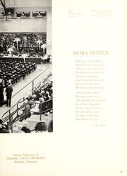Page 7, 1962 Edition, Memphis State University - DeSoto Yearbook (Memphis, TN) online yearbook collection