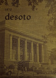 Memphis State University - DeSoto Yearbook (Memphis, TN) online yearbook collection, 1970 Edition, Page 1