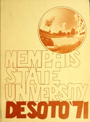 Page 1, 1971 Edition, Memphis State University - DeSoto Yearbook (Memphis, TN) online yearbook collection