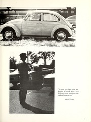 Page 11, 1972 Edition, Memphis State University - DeSoto Yearbook (Memphis, TN) online yearbook collection