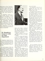 Page 37, 1972 Edition, Memphis State University - DeSoto Yearbook (Memphis, TN) online yearbook collection