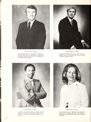 Page 38, 1972 Edition, Memphis State University - DeSoto Yearbook (Memphis, TN) online yearbook collection