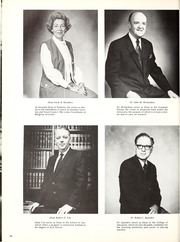 Page 40, 1972 Edition, Memphis State University - DeSoto Yearbook (Memphis, TN) online yearbook collection