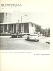 Page 9, 1972 Edition, Memphis State University - DeSoto Yearbook (Memphis, TN) online yearbook collection