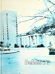 Page 1, 1973 Edition, Memphis State University - DeSoto Yearbook (Memphis, TN) online yearbook collection