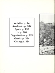 Page 6, 1973 Edition, Memphis State University - DeSoto Yearbook (Memphis, TN) online yearbook collection