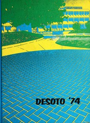 Memphis State University - DeSoto Yearbook (Memphis, TN) online yearbook collection, 1974 Edition, Page 1