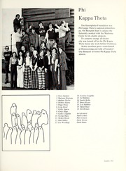 Page 257, 1975 Edition, Memphis State University - DeSoto Yearbook (Memphis, TN) online yearbook collection