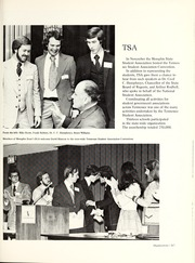 Page 271, 1975 Edition, Memphis State University - DeSoto Yearbook (Memphis, TN) online yearbook collection