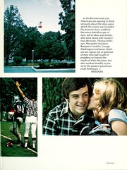 Page 7, 1976 Edition, Memphis State University - DeSoto Yearbook (Memphis, TN) online yearbook collection