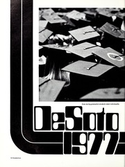 Page 14, 1977 Edition, Memphis State University - DeSoto Yearbook (Memphis, TN) online yearbook collection