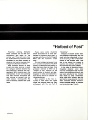 Page 8, 1977 Edition, Memphis State University - DeSoto Yearbook (Memphis, TN) online yearbook collection