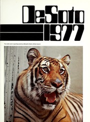 Page 9, 1977 Edition, Memphis State University - DeSoto Yearbook (Memphis, TN) online yearbook collection