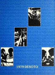 1979 Edition, Memphis State University - DeSoto Yearbook (Memphis, TN)