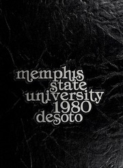 Page 1, 1980 Edition, Memphis State University - DeSoto Yearbook (Memphis, TN) online yearbook collection