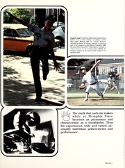 Page 11, 1980 Edition, Memphis State University - DeSoto Yearbook (Memphis, TN) online yearbook collection