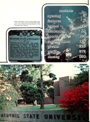 Page 6, 1980 Edition, Memphis State University - DeSoto Yearbook (Memphis, TN) online yearbook collection