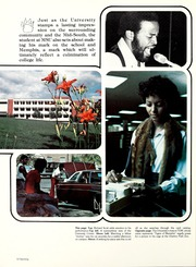 Page 8, 1980 Edition, Memphis State University - DeSoto Yearbook (Memphis, TN) online yearbook collection